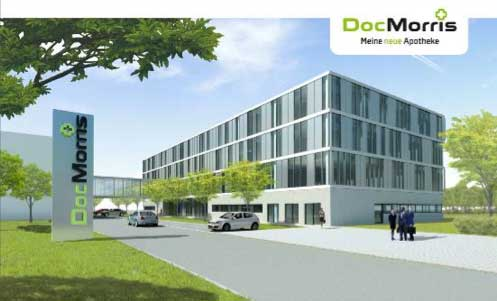 Distributie Center/Apotheek Doc Morris