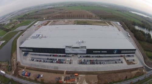 Distributie Center Kuehne Nagel